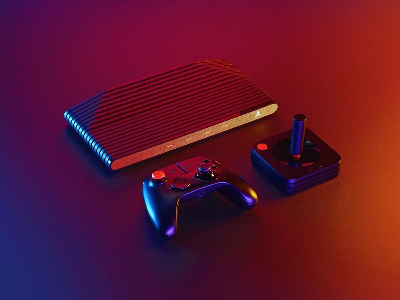 Atari VCS - 389 $