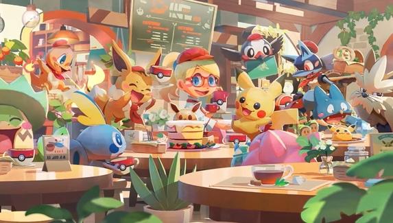 The Pokémon Company представила приложение для чистки зубов и новые игры по франшизе