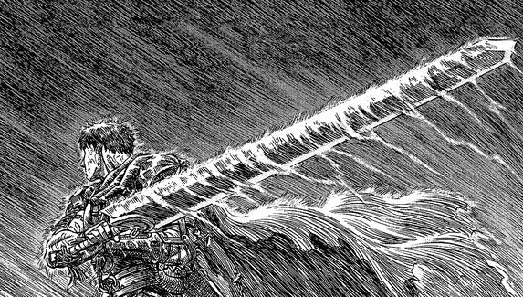 Умер автор манги «Берсерк» Кэнтаро Миура — в Final Fantasy XIV почтили его память