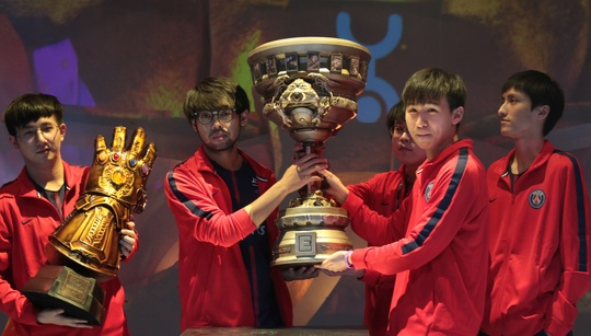 Having won EPICENTER, can LGD go on to preserve Dota 2's most hallowed tradition?