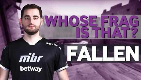 FalleN угадывает известные фраги из CS:GO