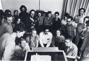 «LAN с одним компьютером» 1972г.