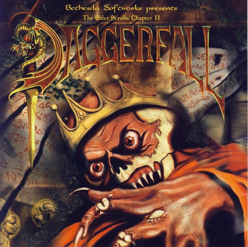 The Elder Scrolls II: Daggerfall