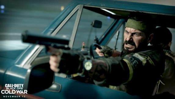 Техника и карты в СНГ — Activision показала мультиплеерCall of Duty: Black Ops Cold War
