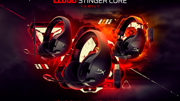 A new headsets HyperX Cloud Stinger Core are now available for order