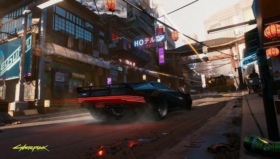 Для Cyberpunk 2077 вышел патч 1.1