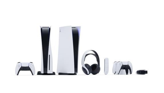 Sony опубликовала детальные изображения PlayStation 5 и аксессуаров для неё