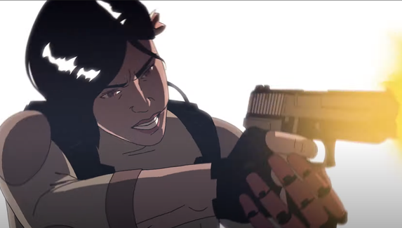 Анимационный трейлер новой оперативницы Rainbow Six Siege