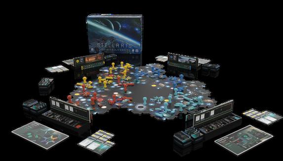 Анонсирована настольная игра по мотивам Stellaris