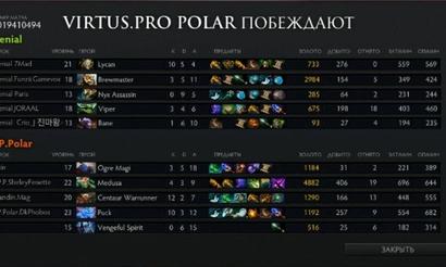 QIWI Cup: Virtus.pro Polar выигрывают турнир!