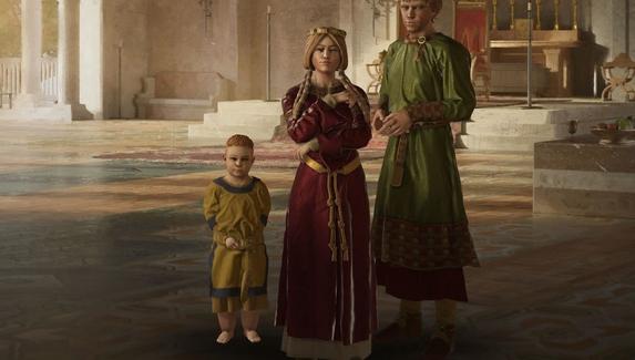 Авторы Crusader Kings III понерфили слишком любвеобильный ИИ, чтобы он не приставал к игроку