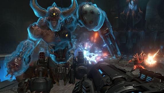 Сюжетную кампанию Doom Eternal на Xbox One разрешат скачать отдельно от мультиплеера