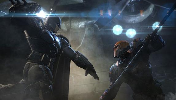 Похоже, авторы Batman: Arkham Origins работают над новой игрой о Бэтмене