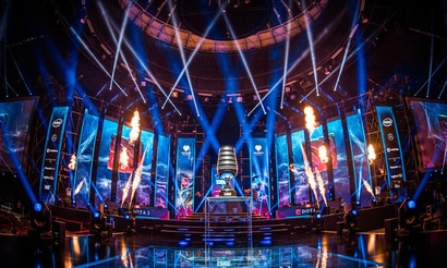 Трансляцию ESL One Birmingham 2018 в пике смотрело почти 2 млн зрителей
