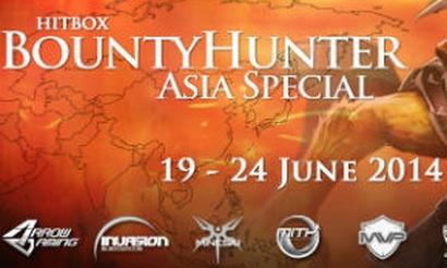 Hitbox.tv анонсирует Bounty Hunter Asia Special