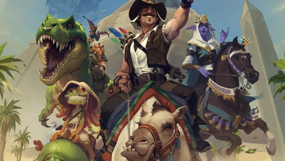 Blizzard представила все карты дополнения «Спасители Ульдума» для Hearthstone