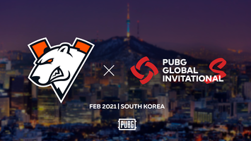 Virtus.pro will play in PUBG Global Invitational.S 2021