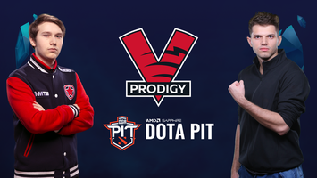 VP.Prodigy roster for OGA Dota PIT S3