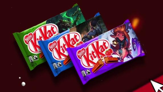 KitKat стал главным спонсором европейского чемпионата по League of Legends
