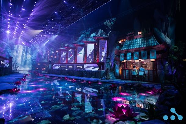 Сцена WePlay AniMajor 2021 | Источник: photos.weplayholding.com