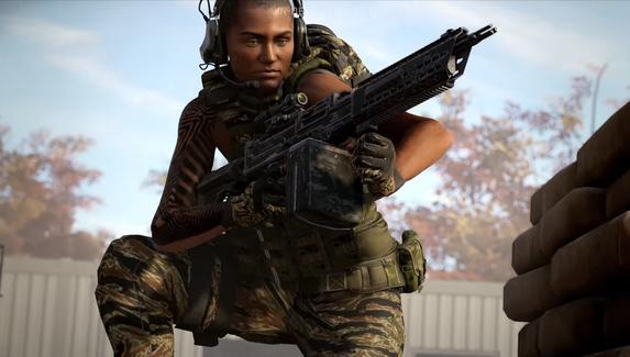 Ubisoft анонсировала бесплатную «королевскую битву» Ghost Recon Frontline