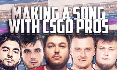 Как записать трек с профессиональными игроками