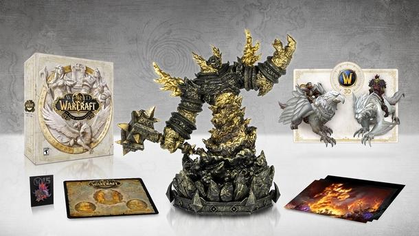 Коллекционное издание к 15-летию игры. Источник: worldofwarcraft.com