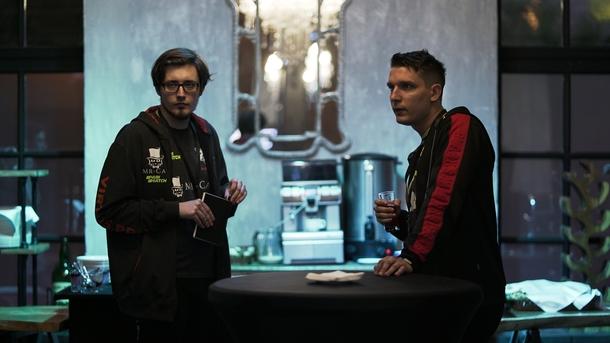 Тренер VP ArsZeeqq и наставник NAVI Mag; фото: Natus Vincere