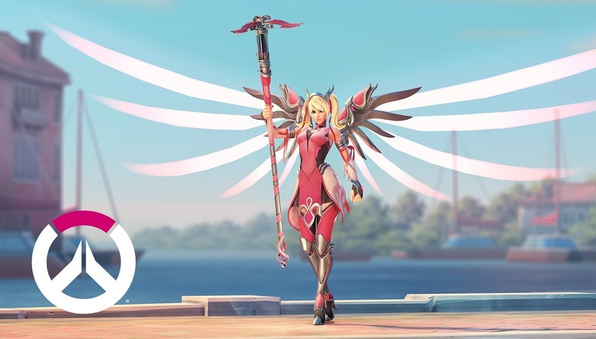 Charity skin Pink Mercy raised $12.7 million to support breast cancer research