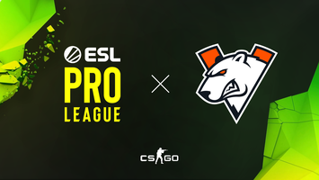 Virtus.pro will play in ESL Pro League Season 12 qualification