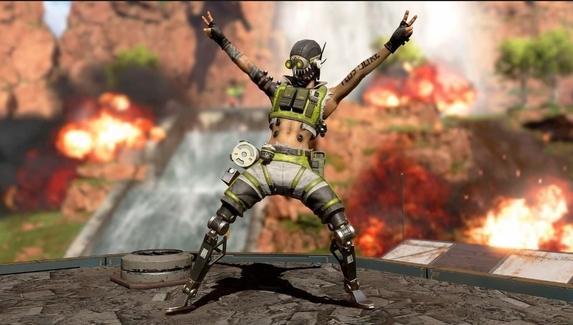 Apex Legends с видом от третьего лица: в игре нашли баг с камерой в зрительском режиме