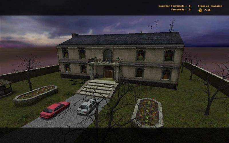 cs_mansion в CS:S