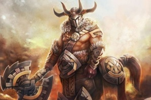 Centaur Warrunner Artifact hero card revealed