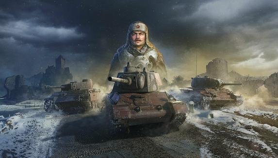 В World of Tanks временно запустят режим «королевской битвы»