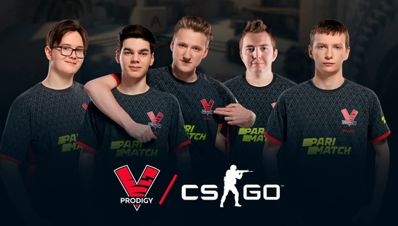 Virtus.pro подписала новый состав VP.Prodigy по CS:GO