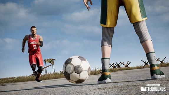 В PUBG обновили Miramar и добавили возможность поиграть в футбол