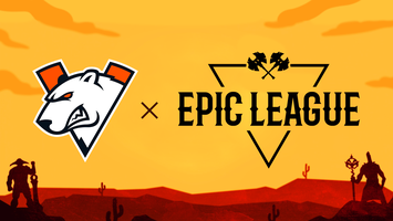 Virtus.pro will play in EPIC League
