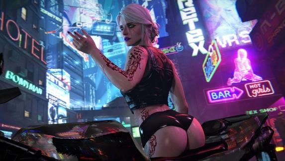 Проституция и пытки — в Cyberpunk 2077 будет много контента для взрослых
