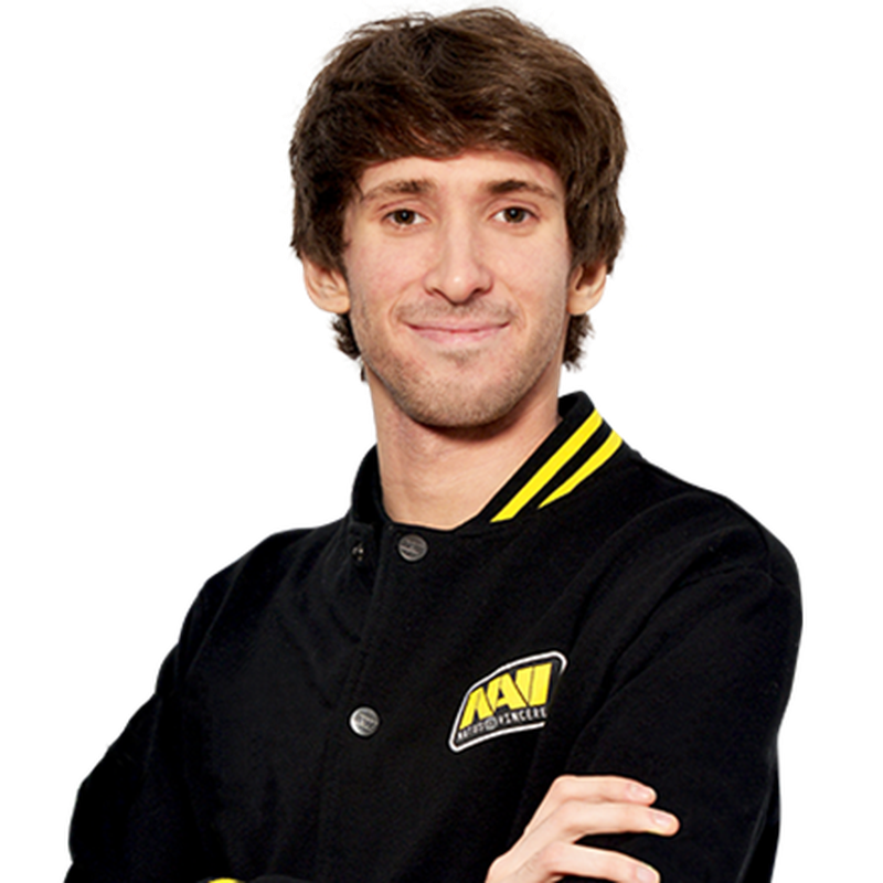 Данил Dendi Ишутин