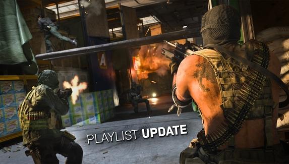 В Call of Duty: Modern Warfare понерфили Bruen MK9 и обновили список игровых режимов