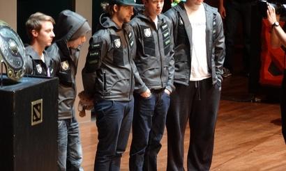 DreamLeague Season 1: The Alliance одерживают победу