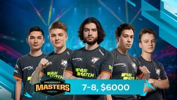 Virtus.pro is leaving DreamHack Masters Spring 2021