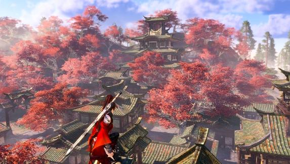 Naraka: Bladepoint возглавила еженедельный чарт Steam