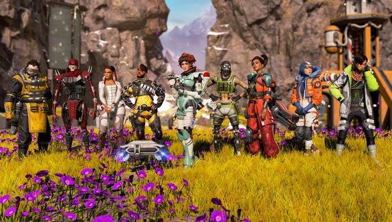Пиковый онлайн Apex Legends в Steam превысил 200 тыс. игроков