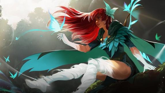 Valve исправила недочет арканы на Windranger в Dota 2