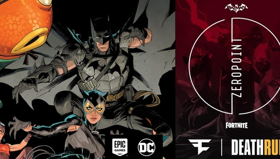 FaZe Clan и DC Comics запустили конкурс спидранов в Fortnite