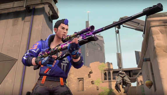 Riot Games представила геймплей и способности Yoru — нового героя Valorant