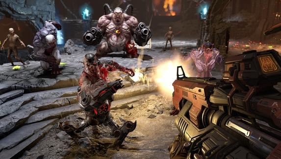 Шесть лучших современных шутеров — Doom, Wolfenstein, Call of Duty и другие