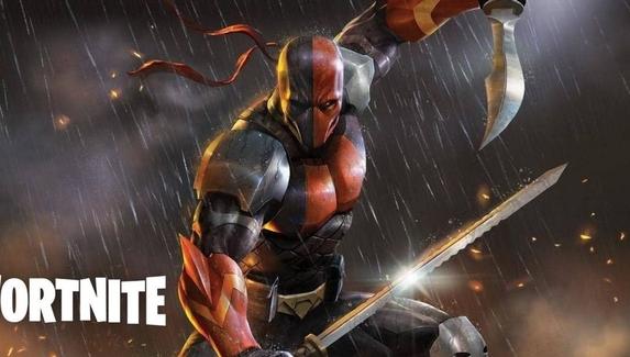 В Fortnite появится скин суперзлодея Детстроука