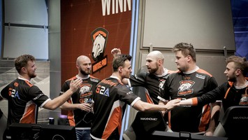 Virtus.pro вышли в полуфинал ELEAGUE Major 2017